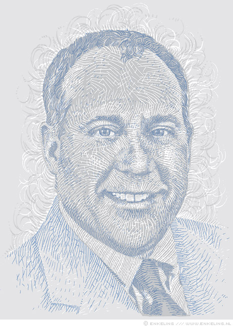 william levy, amg, portrait, Enkeling, 2012