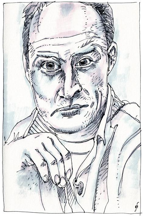 portret van boer Henk uit Boer zoekt vrouw
