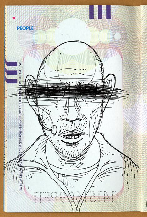 PICNIC, Amsterdam, Heath Bunting, identities, naughty boy, Enkeling, 2011