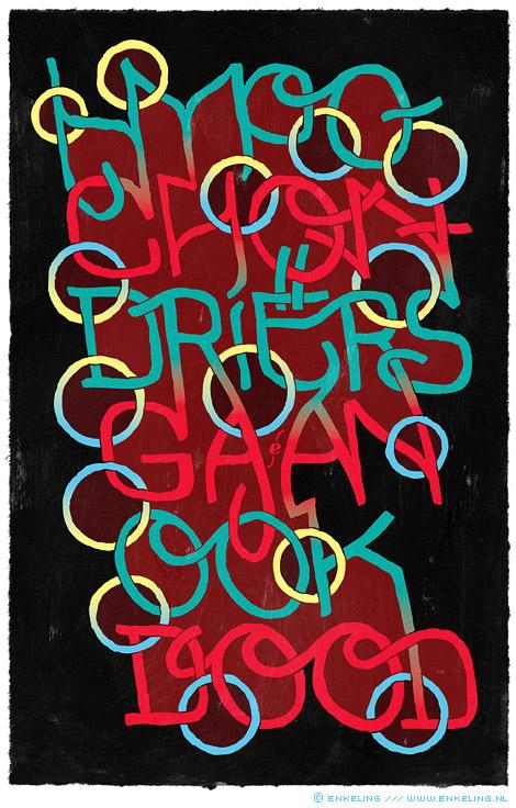Hypochondriacs, hypochondriërs, hypochonders, Enkeling, 2010