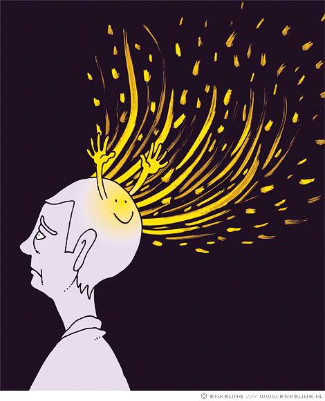 In The Back Of My Mind, Enkeling