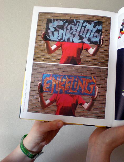 New Typography, Artpower, book, Hong Kong, publication, boek, Enkeling, 2012