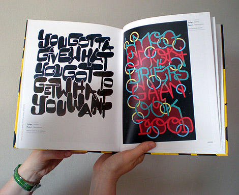 New Typography, Artpower, book, Hong Kong, publication, boek, Enkeling, 2012