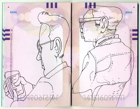 PICNIC, Amsterdam, drawings, sketches, talks, Enkeling, 2011