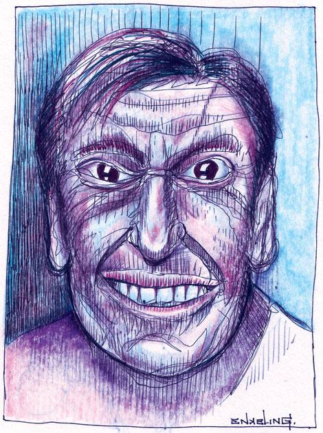 portrait of Henny Huisman
